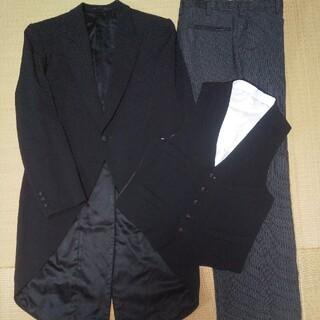 超美品・お買い得です! モーニング服(コート)礼服3点セット ブランドメーカー製(セットアップ)