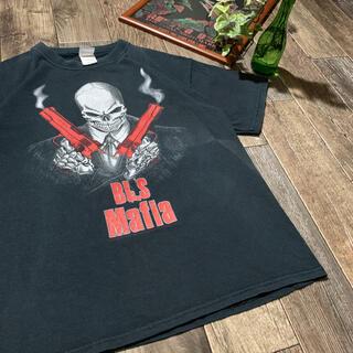 フィアオブゴッド(FEAR OF GOD)の00s Black Label Society official T 確認用(Tシャツ(半袖/袖なし))