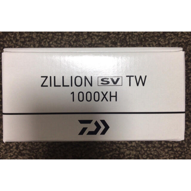 DAIWA(ダイワ)のダイワ ジリオン SV TW 1000XH 右 2021年 スポーツ/アウトドアのフィッシング(リール)の商品写真