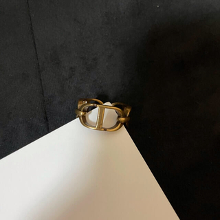 Dior - ビンテージディオールリング
