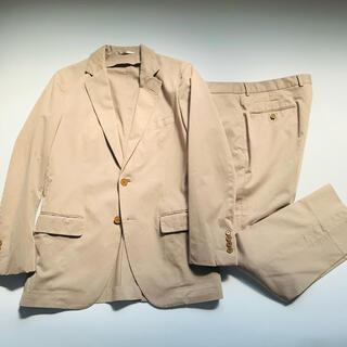 トゥモローランド(TOMORROWLAND)のTOMORROWLAND PILGRIM ゼニア スーツ セットアップ 48 L(セットアップ)