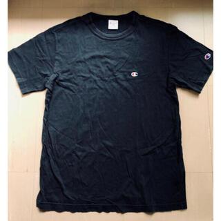 Champion - チャンピオン Tシャツ 黒色 Lサイズ