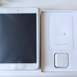 Apple - iPad mini 4 Wi-Fi Cellular 128GB シルバー