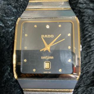 ラドー(RADO)のRADO DIA STAR(腕時計(アナログ))