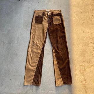 ART VINTAGE - USED Patchwork pants