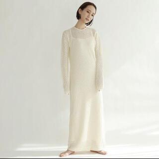 TODAYFUL - louren ローレン vintage lace knit dress ワンピ