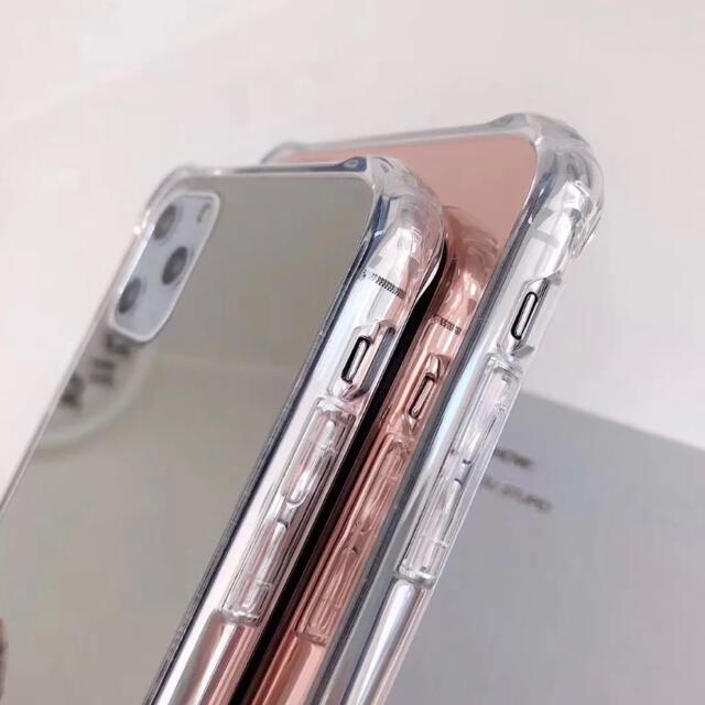 Apple(アップル)のiPhone11ブラックミラーケース スマホ/家電/カメラのスマホアクセサリー(iPhoneケース)の商品写真