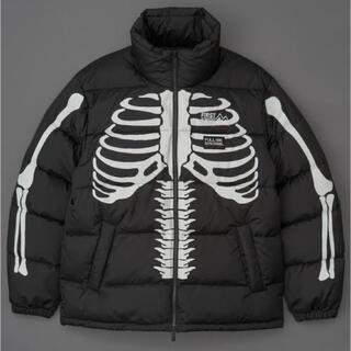 Supreme - full-bk×first down down jacket
