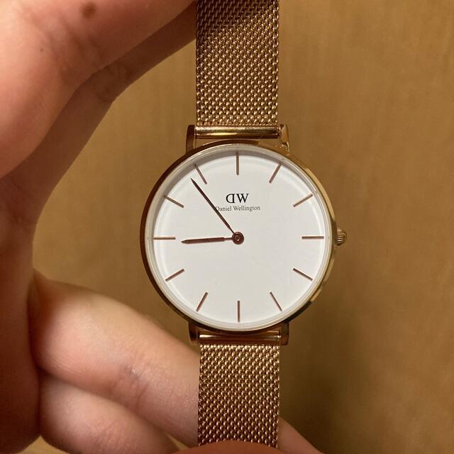 Daniel Wellington(ダニエルウェリントン)のダニエルウィリントン時計 セット レディースのファッション小物(腕時計)の商品写真