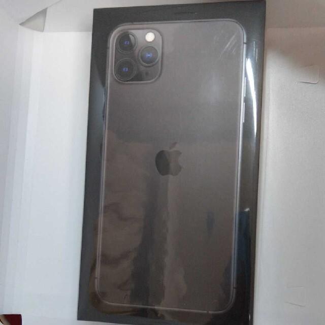 iPhone(アイフォーン)の【新品SIMフリー】iPhone 11 Pro Max  64 GB スマホ/家電/カメラのスマートフォン/携帯電話(スマートフォン本体)の商品写真