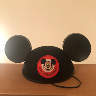Disney - ディズニー ミッキー帽子