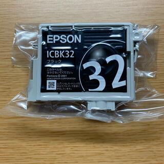 エプソン(EPSON)のEPSON  ICBK32 ブラック純正(その他)