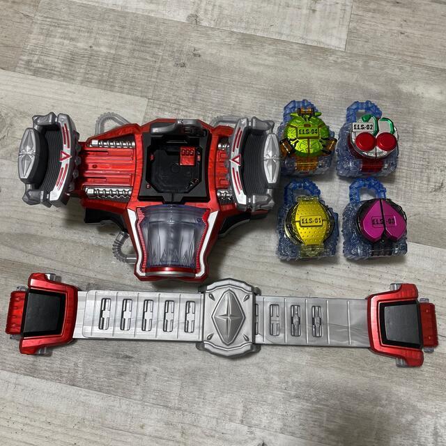 BANDAI(バンダイ)の専用 DXゲネシスドライバー エンタメ/ホビーのフィギュア(特撮)の商品写真