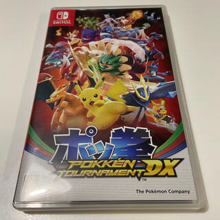 Nintendo Switch - ポッ拳 POKKÉN TOURNAMENT DX
