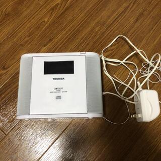 東芝 - TOSHIBA 東芝 CDプレイヤー ラジカセ ラジオ  TY-CDR7
