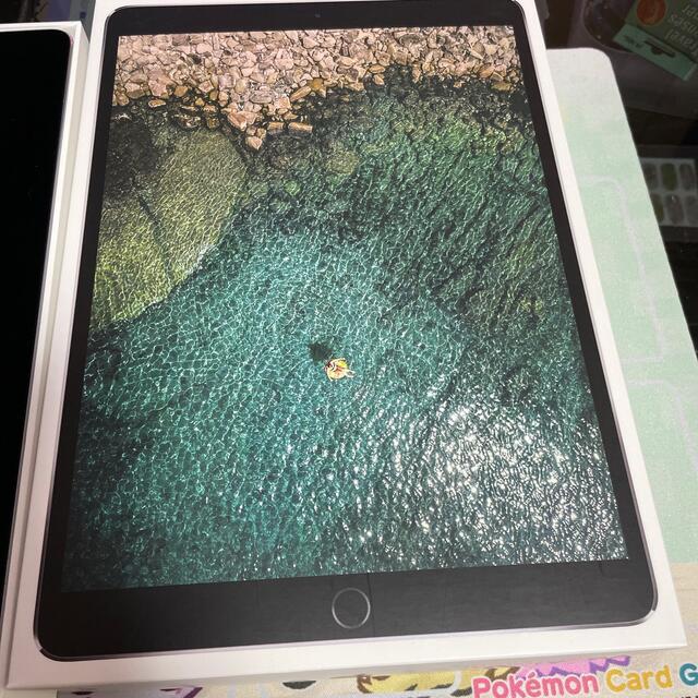 Apple(アップル)のiPad プロ 10.5 インチ  64ギガ セルラーモデル スマホ/家電/カメラのPC/タブレット(タブレット)の商品写真