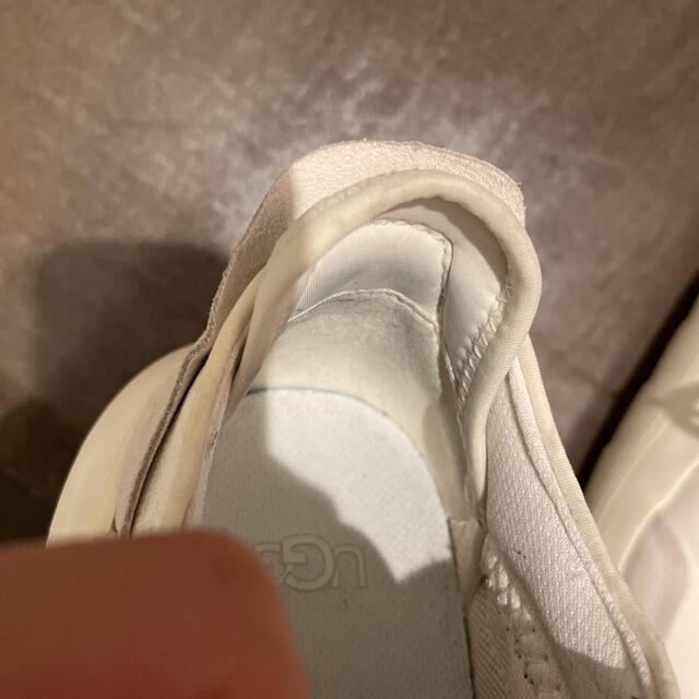 UGG(アグ)のUGG  スニーカー LA CLOUD LOWクラウドロー レディースの靴/シューズ(スニーカー)の商品写真