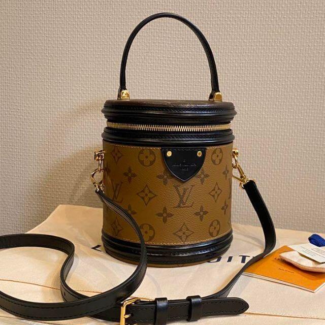 LOUIS VUITTON(ルイヴィトン)のルイヴィトン モノグラム・リバース カンヌ レディースのバッグ(ショルダーバッグ)の商品写真