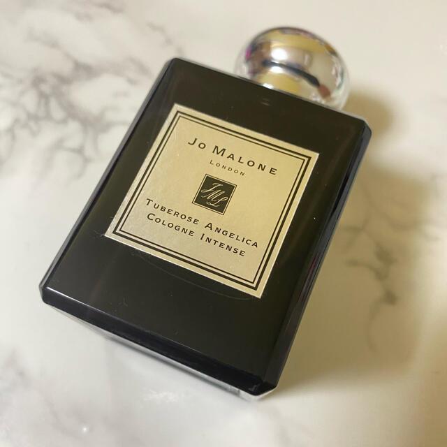 Jo Malone(ジョーマローン)のジョーマローンロンドン チュベローズアンジェリカ コロン インテンス 50ml コスメ/美容の香水(香水(女性用))の商品写真