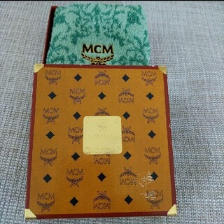 MCM - [新品・未使用]MCM ハンドタオル