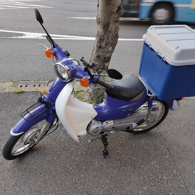 ホンダ(ホンダ)の自賠責5年付き スーパーカブ110 JA07 自動車/バイクのバイク(車体)の商品写真