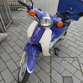 ホンダ - 自賠責5年付き スーパーカブ110 JA07