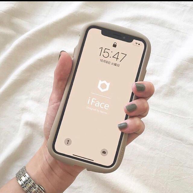 Apple(アップル)のiFace iPhone 11専用 リフレクション ベージュ 未開封 スマホ/家電/カメラのスマホアクセサリー(iPhoneケース)の商品写真