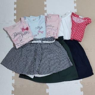 anyFAM - 女の子 洋服 まとめ売り 120  130