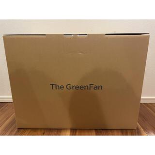バルミューダ(BALMUDA)のバルミューダ GreenFanリビング扇風機 EGF-1700-DK 新品未開封(扇風機)