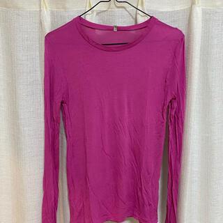 エディットフォールル(EDIT.FOR LULU)のbaserange バンブーTシャツ(Tシャツ(長袖/七分))