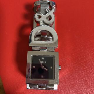 ドルチェアンドガッバーナ(DOLCE&GABBANA)のD&G 腕時計(腕時計)