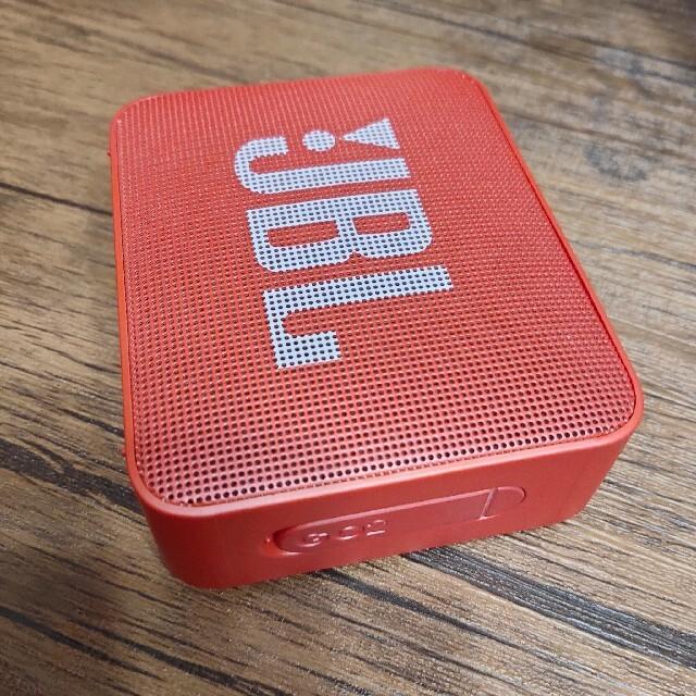 JBL GO2 Bluetoothスピーカー 防水 スマホ/家電/カメラのオーディオ機器(スピーカー)の商品写真