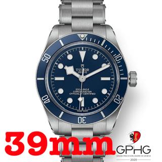 Tudor -   チューダー ブラックベイ 58 79030B SSブレス ブルー