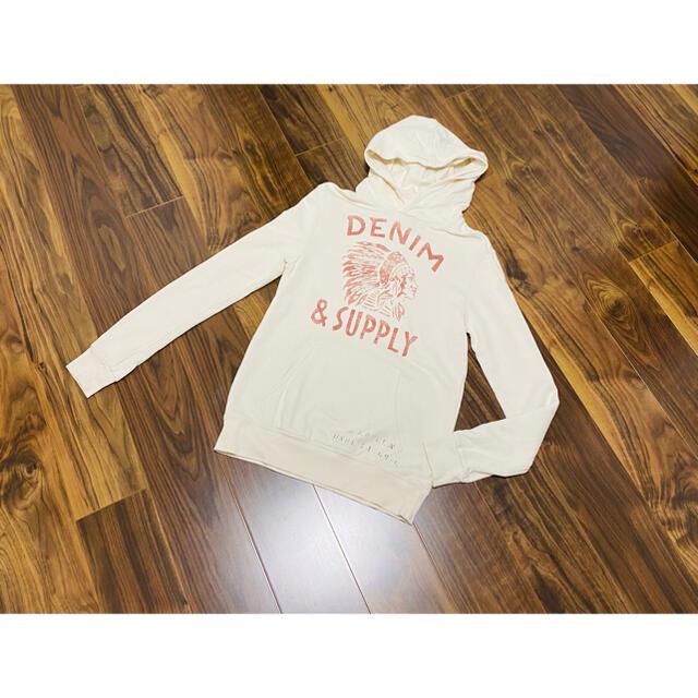Denim & Supply Ralph Lauren(デニムアンドサプライラルフローレン)のデニムアンドサプライ ラルフローレン ラルフ スウェット パーカー プルオーバー メンズのトップス(パーカー)の商品写真