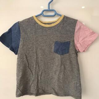 B:MING LIFE STORE by BEAMS - ビーミングbyビームス 半袖Tシャツ 110 グレー 子供 男女兼用