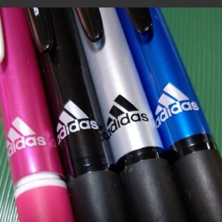 アディダス(adidas)のアディダス ボールペン uni ジェットストリーム 計4本(ペン/マーカー)