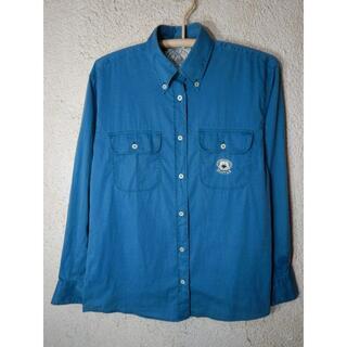 アイスバーグ(ICEBERG)のo2536 レア スポーツ アイス アイスバーグ イタリア製 レトロ シャツ(カットソー(長袖/七分))