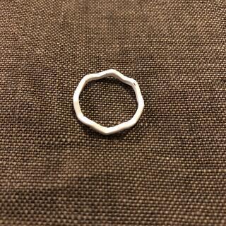 グースィー(goocy)のgoocy  指輪 ジグザグリング (リング(指輪))