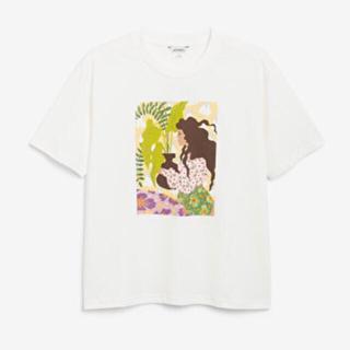 モンキ(Monki)のMONKI ビッグシルエット Tシャツ zara  ザラ H&M GU(Tシャツ(半袖/袖なし))