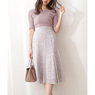 PROPORTION BODY DRESSING - 【新品未使用タグ付き】ジャガードマーメイドスカート / 1211120410