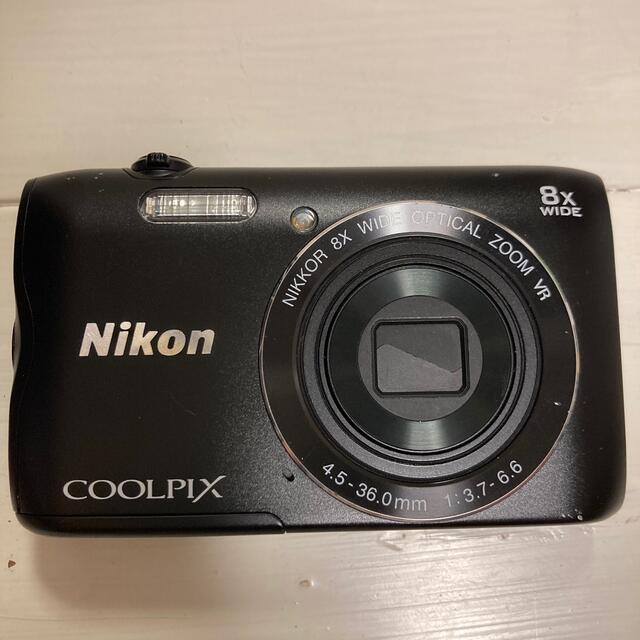 Nikon(ニコン)のNikon デジカメ スマホ/家電/カメラのカメラ(コンパクトデジタルカメラ)の商品写真