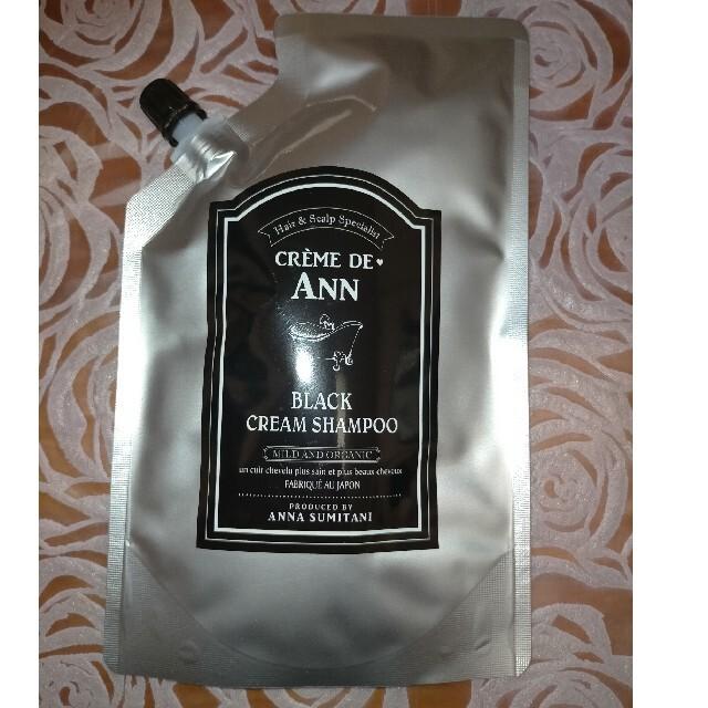 クレムドアン ブラッククリームシャンプー 300g コスメ/美容のヘアケア/スタイリング(シャンプー)の商品写真