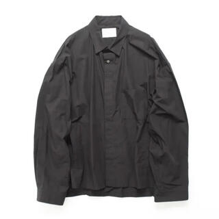 1LDK SELECT - 【stein】OVER SLEEVE COMBINE SHIRTS JACKET