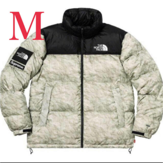 Supreme - THE NORTH FACE nuptse M 19aw