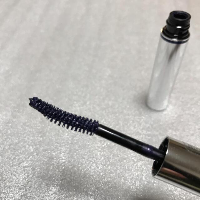 RMK(アールエムケー)のRMK Wカラーマスカラ 04インディゴグリーン コスメ/美容のベースメイク/化粧品(マスカラ)の商品写真