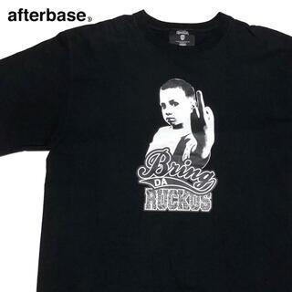 アフターベース(AFTERBASE)の*1407 AFTERBACE アフターベース フォト プリント Tシャツ(Tシャツ/カットソー(半袖/袖なし))