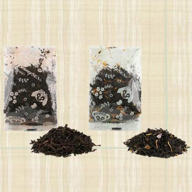 ダッフィー(ダッフィー)のダッフィー&フレンズのスプリング・イン・ブルーム アソーテッド・ティー 食品/飲料/酒の飲料(茶)の商品写真