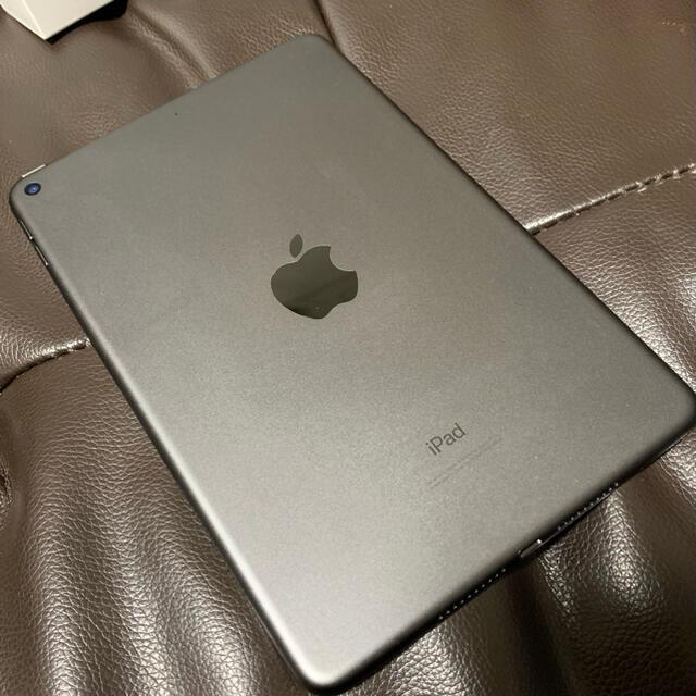iPad mini 5 Wi-Fi 256GB グレー スマートカバー付き  スマホ/家電/カメラのPC/タブレット(タブレット)の商品写真
