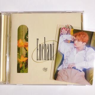 ORβIT 安藤誠明 トレカ CD Enchant