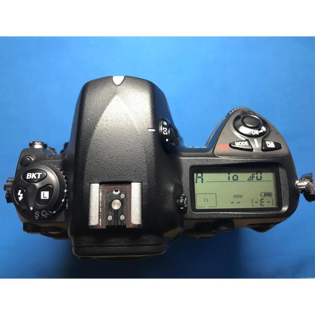 Nikon(ニコン)のNikon D2H スマホ/家電/カメラのカメラ(デジタル一眼)の商品写真